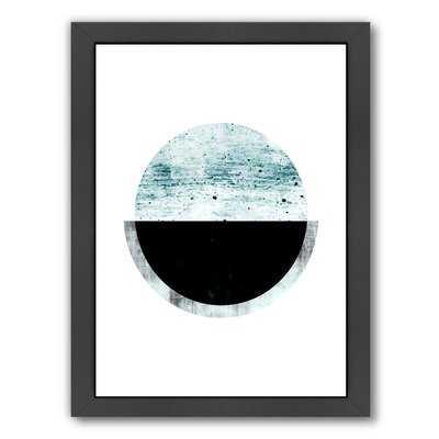 Geometric Art 4 Framed Graphic Art - Wayfair