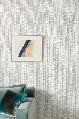 Magnolia Home Pick Up Sticks Wallpaper - Anthropologie