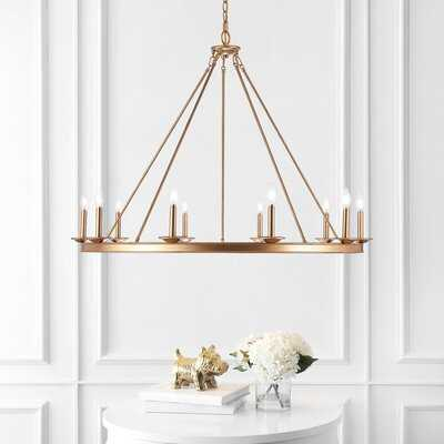 Telta 10Lt Chandelier - Wayfair