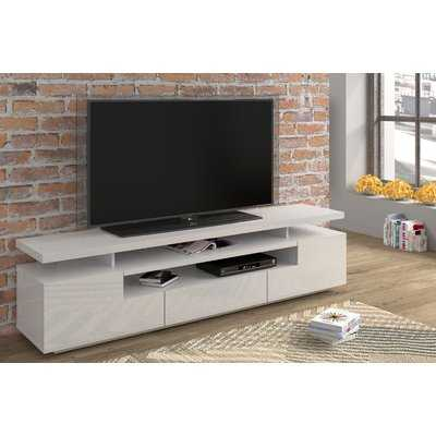 Delrosario TV Stand for TVs up to 88 - Wayfair