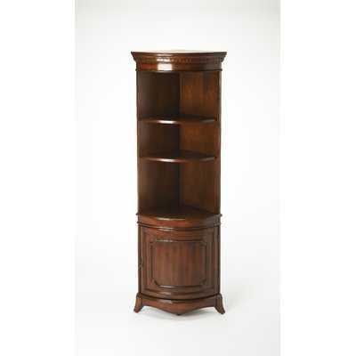 Chaffee Curio Cabinet - Wayfair