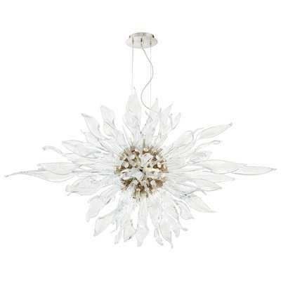 Jarvis 14-Light Crystal Pendant - Wayfair