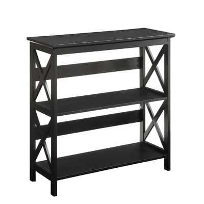 Stoneford Etagere Bookcase- Short - Wayfair