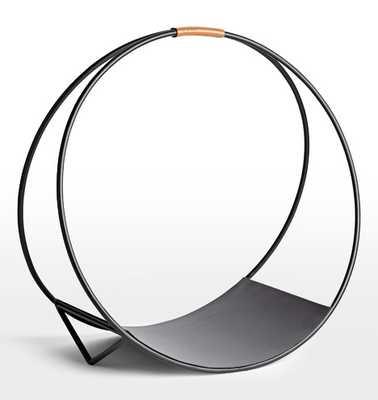 Modernist Loop Log Holder - Rejuvenation