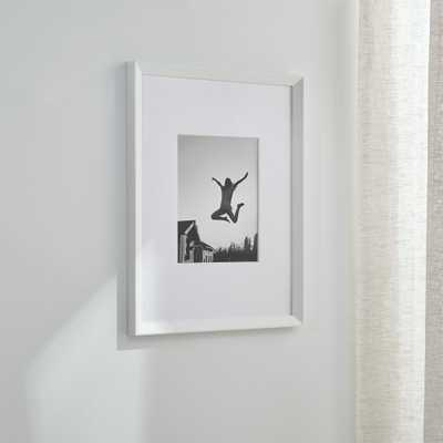Icon 8x10 White Wall Frame - Crate and Barrel