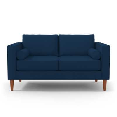 "Samson Apartment Size Sofa - Navy / Loveseat - 60""w x 37""d x 28""h - Apt2B"