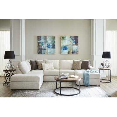 Niagara Left Hand Facing Sectional - Wayfair