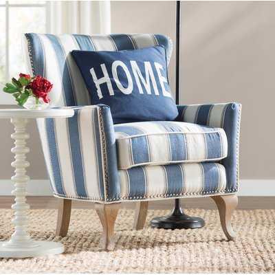 Herringbone Armchair - Wayfair