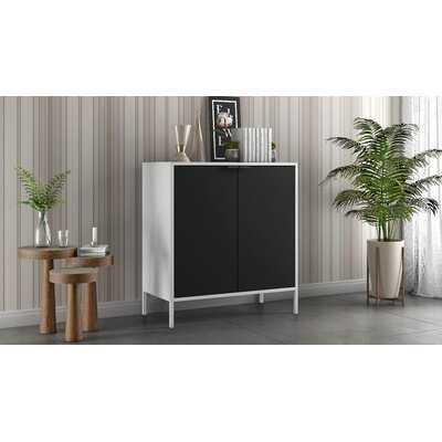 Rawley Double Wide Storage Cabinet - Wayfair