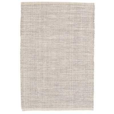 Marled Gray Area Rug - Wayfair