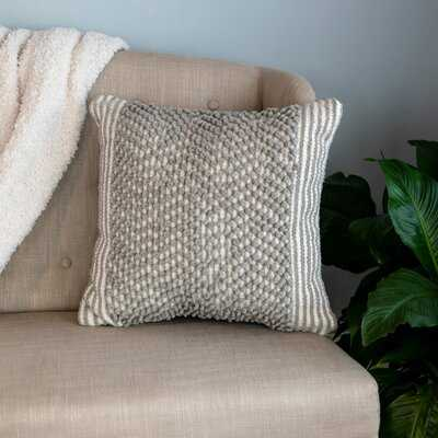 Humnoke Decorative Cotton Throw Pillow - Wayfair
