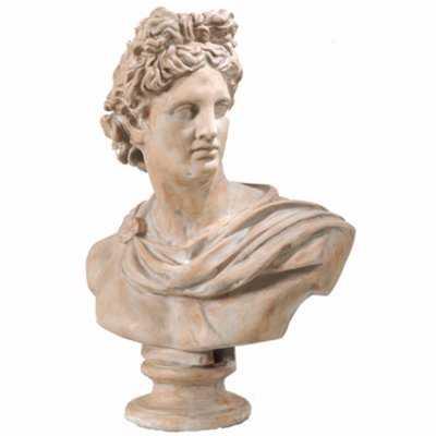 Enrico Antiquely Composed Placidia Bust - Wayfair