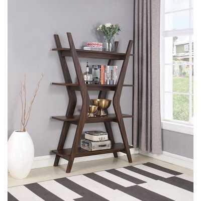 Lu Etagere Bookcase - Wayfair