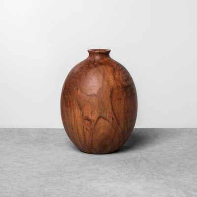 Vase Medium Brown - Hearth & Hand with Magnolia - Target