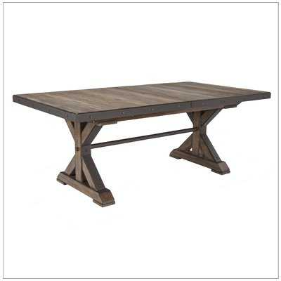 Baulch Extendable Dining Table - Birch Lane