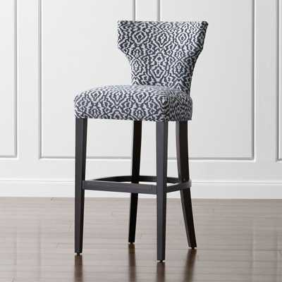 Sasha Upholstered Bar Stool - Crate and Barrel