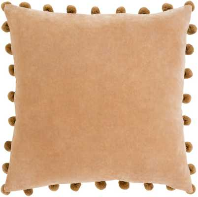 "Serengeti - 20"" x 20"" Pillow with polyester insert - Neva Home"