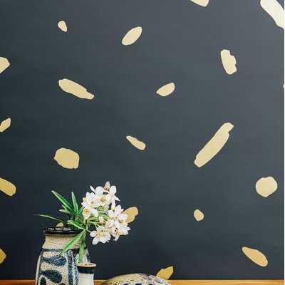 """Pas De Trois 15' x 27"""" Wallpaper Roll - AllModern"""