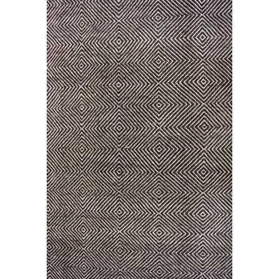 Marcelo Hand-Tufted Black Area Rug - Wayfair