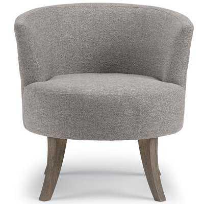 Steffen Swivel Barrel Chair - Wayfair