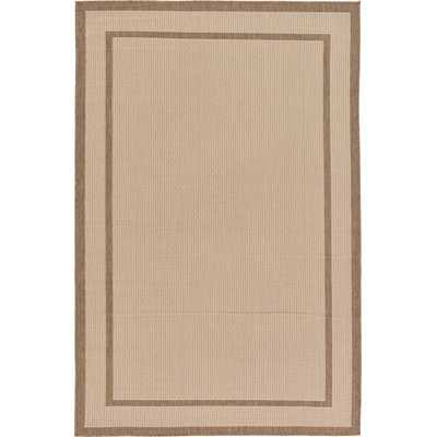 Storrs Beige Outdoor Area Rug - Wayfair