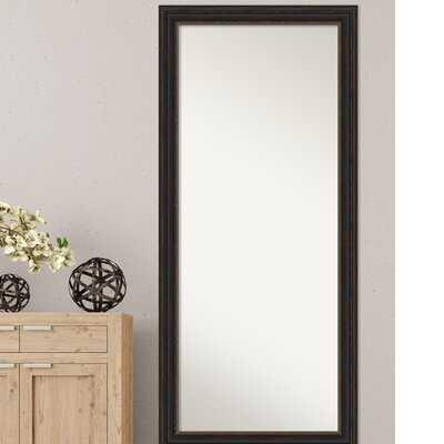 Hulda Floor Leaner Full Length Mirror - Wayfair
