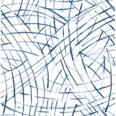 "Topsfield Brushstrokes 33' L x 20.5"" W Wallpaper Roll - AllModern"