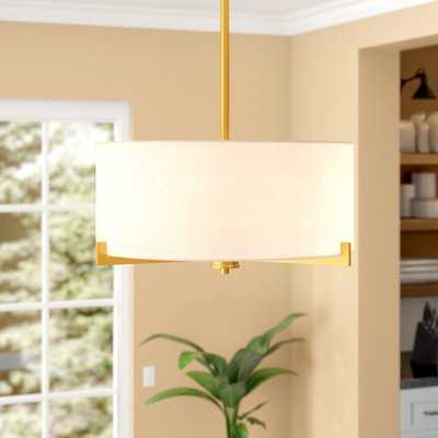 Avondale 3-Light Drum Chandelier - Wayfair
