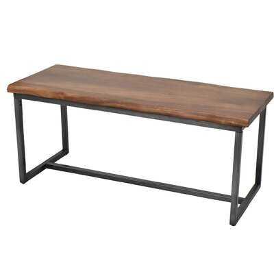Java Wood Bench - Wayfair