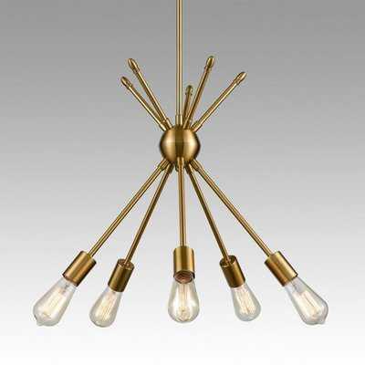 Josanna 5-Light Sputnik Chandelier - Wayfair