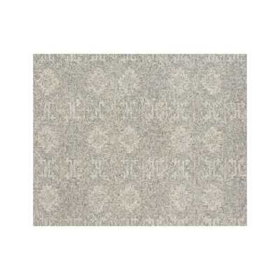 Alvarez Grey Hand Tufted Rug 8'x10' - Crate and Barrel