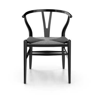 Solid Wood Slat Back Arm Chair (Set of 2) - Birch Lane