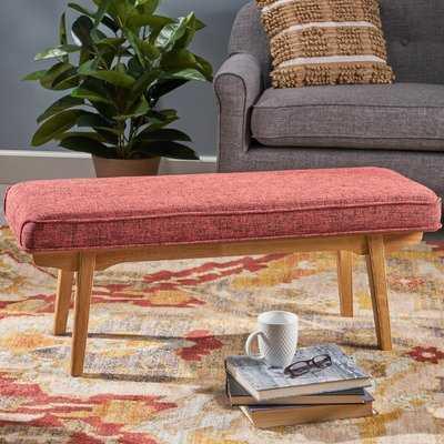 Vanetten Upholstered Bench - Wayfair