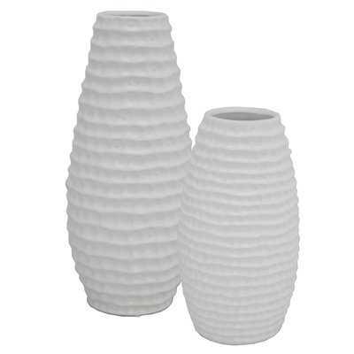 Churchill 2 Piece Table Vase Set - Wayfair