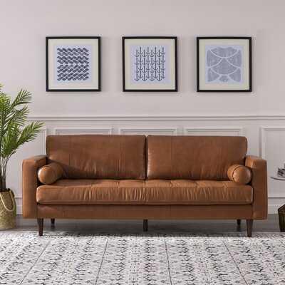 Bickford Leather Sofa - AllModern