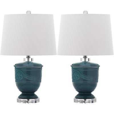 "Baisden 24"" Table Lamp Set - Birch Lane"