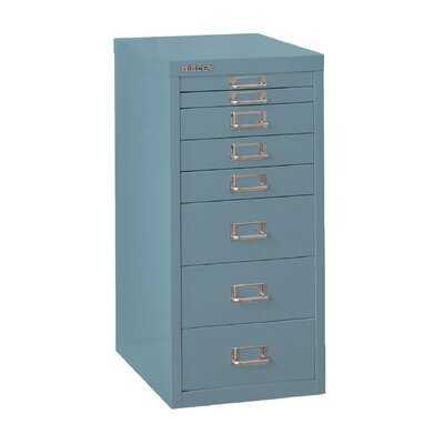 8-Drawer Vertical Filing Cabinet - Wayfair