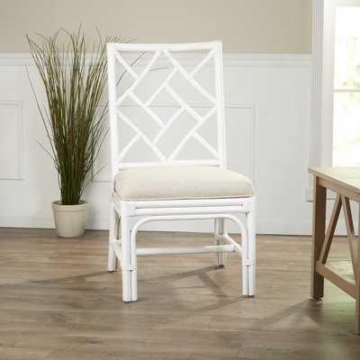 Ropesville Upholstered Dining Chair - Wayfair