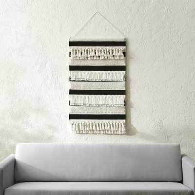 Mohave Textile Wall Art - Crate and Barrel