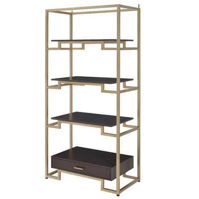 Danyel Etagere Bookcase - Wayfair