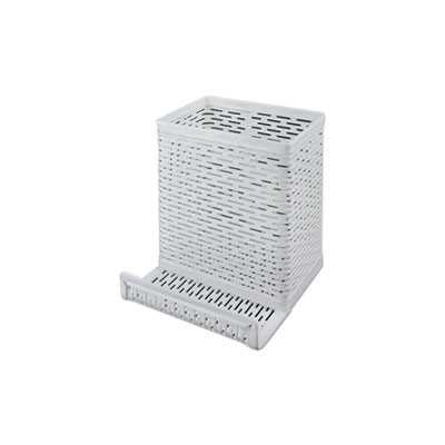 Urban Punched Pencil Cup and Cell Phone Stand - Wayfair
