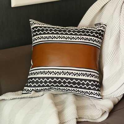 Lisbon Decorative Throw Pillow Cover - Wayfair