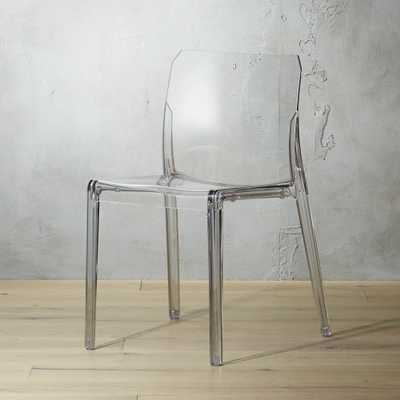Bolla Acrylic Dining Chair - CB2