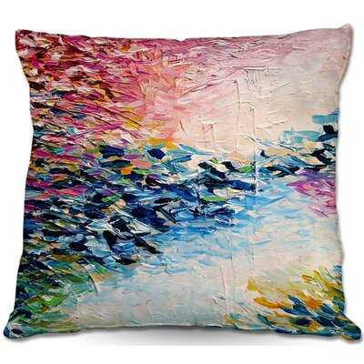 Couch Above the Clouds Throw Pillow - Wayfair