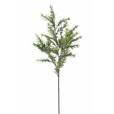 Faux Rosemary Branch - set of 12 - Wayfair
