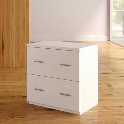 Magdalena 2 Drawer Lateral File Cabinet - Wayfair