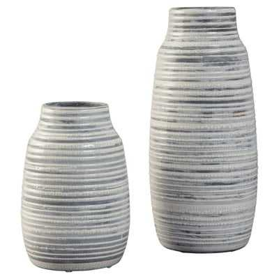 Wesham 2 Piece Table Vase Set - Wayfair