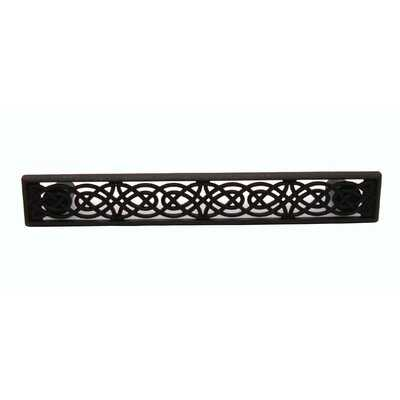 "Celtic Style 5 1/8"" Center Bar Pull - Wayfair"