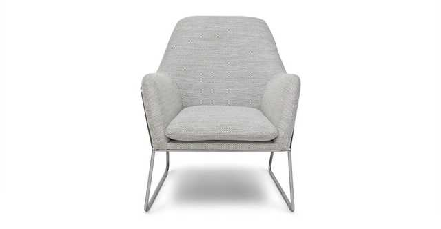 Forma Galaxy Gray Chair - Article
