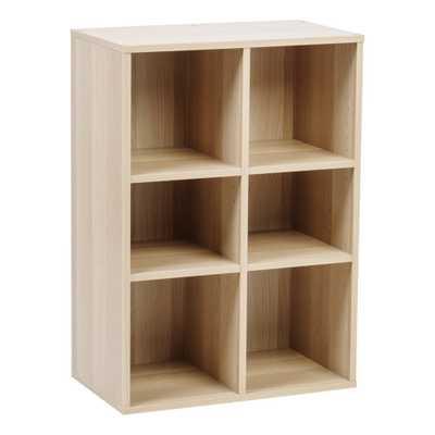 Utility Storage Shelves Iris, Natural - Target